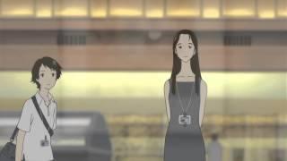 Девочка, покорившая время Японский Аниме Мультфильм