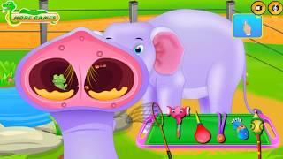 ДОКТОР ДЛЯ ЖИВОТНЫХ Учим Детей Заботится О Животных Развивающее Видео