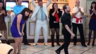 Чумавые танцы Свадьба Приколы на празднике