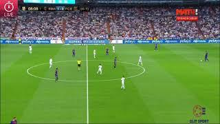Реал Мадрид - Барселона, Прямая трансляция.Real Madrid - Barcelona - LIVE 17.08.2017