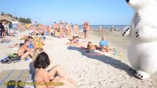СМЕШНЫЕ ВИДЕО ПРИКОЛЫ На курорте На пляже На море Смех Юмор Ржач