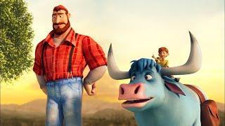 Баньян и малыш: новые мультики 2017 для маленьких детей мультфильмы новинки дисней смотреть multiki