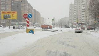 Казань-Иннополис Дорога глазами водителя