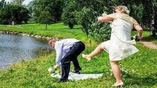 Приколы на Свадьбах Ржачные Свадьбы