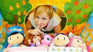 Развивающее видео для детей - Детский садик - Про пальчики