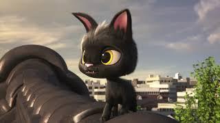 Новый мультик для детей 2019 года Жил Был Кот Смотреть онлайн бесплатно в HD