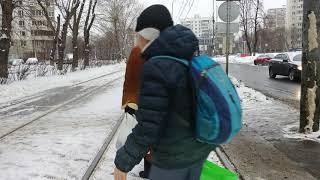 Москва Трамвай Маршрут 38
