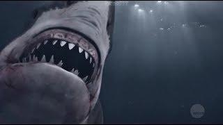 Последний акулий торнадо Как раз во время 2018 чумовой фильм.