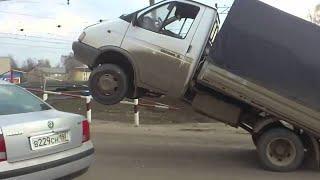 Придурки ,ДТП, приколы на дороге 2020