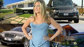 Дженнифер Энистон - Биография Семья Доход Дома Авто 2017 Jennifer Aniston