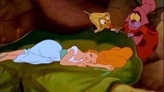 ДЮЙМОВОЧКА мультик. ДЮЙМОВОЧКА - Disney