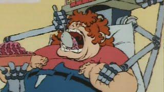 Мультики детям:  Нехочуха (мультфильм, 1986)