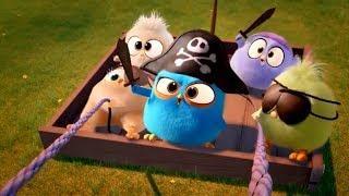 Энгри Бердс | Синие Злые Птицы | Мега сборник 2018 Смешные мультики для детей