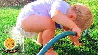 FUNNY VINE Самые смешные дети исследуют мир на природе 3 Funniest Babies In Outdoor