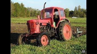 Мультик про трактор Мультики про машинки Смотреть Подборка