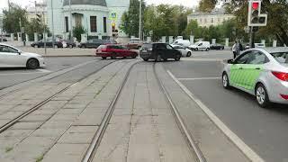Москва Трамвай Маршрут 20
