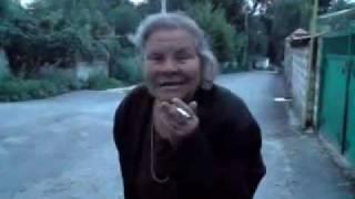 Самая смешная бабка !
