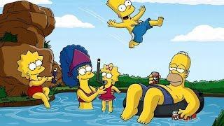 Симпсоны На Английском (Видеоигра) Полные Серии Хэллоуин - Симпсоны Полное Эпизод - Симпсоны в кино