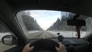 Driving Relax (Вождение от первого лица) Глазами водителя