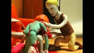 Японский мульт про зомби