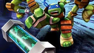 #54 Черепашки Ниндзя - ЛЕГЕНДЫ !!! Игра про Мультики Teenage Mutant Ninja Turtles - Legends