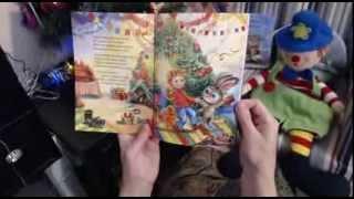 """""""Зайкин Новый Год"""" аудиокнига с иллюстрациями для детей"""