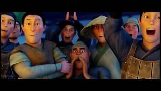 Король обезьян Полный мультфильм Зарубежные мультфильмы Для детей