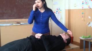 Урок биологии про искусственное дыхание
