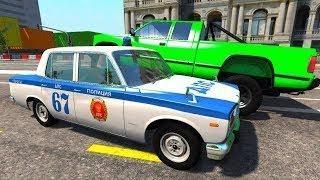 Машинки мультики - Полицейские машинки и погоня! Новые мультфильмы 2020 для детей.