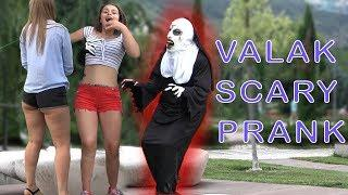 SCARY NUN PRANK AWESOME REACTIONS Best of Just For Laughs