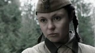 Наркомовский обоз 3-я серия Фильм Военный Кино про войну Видео Русские сериалы