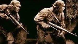 Военные фильмы про разведку ЛЕСНЫЕ БРАТЬЯ Военные фильмы военное кино 1941-45 !