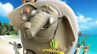 """Мультфильм 2019 """"Король Слон"""" (Смотреть полностью)"""