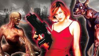 ОБИТЕЛЬ ЗЛА 1 | Фильм (2002) Фантастика Боевик Триллер | Смотреть бесплатно