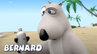 Бернард Медведь | Виндсерфинг И БОЛЬШЕ | Мультфильмы для детей | Полные эпизоды