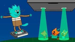 Три Кота | Сборник мистических серий | Мультфильмы для детей