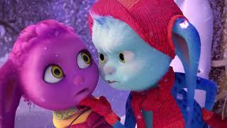 Джинглики - Похититель Нового Года (8 серия). Новые Мультики для детей про Новый год.