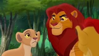 Мультфильмы Disney - Хранитель лев | Скорей бы стать королевой (Сезон 1 Серия 6)