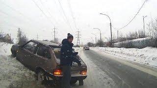 Добрые поступки водителей. Главное - оставаться людьми!