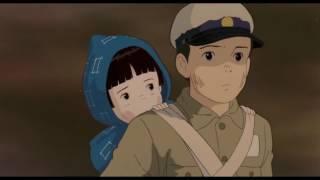 Японские мультфильмы МОГИЛА СВЕТЛЯЧКОВ Японское Аниме Онлайн Бесплатно