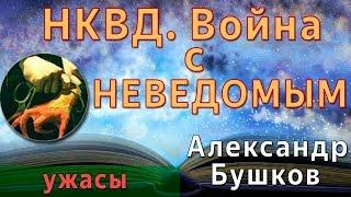 Александр Бушков «НКВД. ВОЙНА С НЕВЕДОМЫМ» (ужасы, аудиокнига, аудиокниги слушать онлайн)