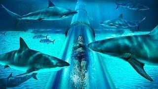 10 Самых Страшных Водных Горок в Мире