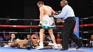 5 боев в которых Тайсон Фьюри шокировал мир бокса