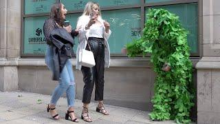 Bushman Prank!! Way too funny They Dont Expect This At All