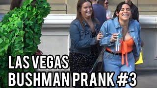 Bushman Prank in Las Vegas 2020