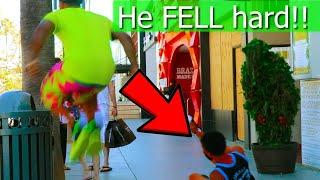 Bushman Prank 2020: These Screams will make you Laugh!