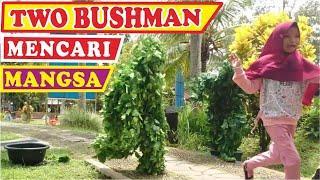 SANGGALURI PARK BUSHMAN PRANK | PRANK MANUSIA POHON