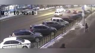 АВАРИИ и ДТП Подборка за ЯНВАРЬ 2019 Приколы на дороге Смешные видео Приколы