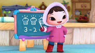 Мультики КИОКА - Все серии про школу - Развивающие и обучающие мультфильмы для детей #ДеньЗнаний