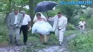Свадебные приколы или приколы на русской свадьбе Видео Смешные видео приколы